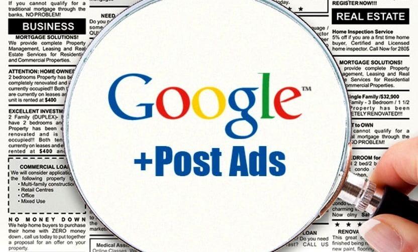 post ads