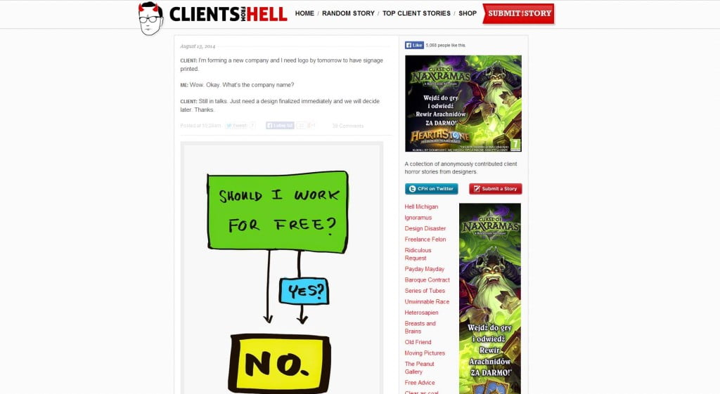 clientsfromhell