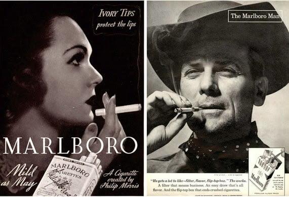 Insight i papierosów marlboro