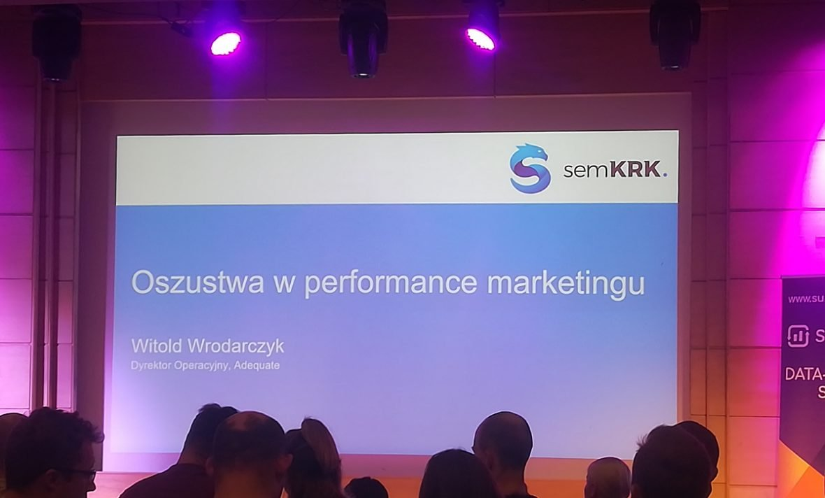 performance marketing - prezentacja